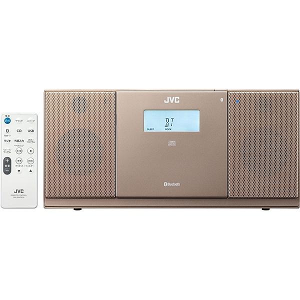 【送料無料】JVCケンウッド NX-PB30-T コンパクトコンポーネントシステム(ブラウン)【在庫目安:お取り寄せ】