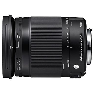 【送料無料】SIGMA 18-300/3.5-6.3DC OS NA 18-300mm F3.5-6.3 DC MACRO OS HSM | Contemporary ニコン用【在庫目安:お取り寄せ】| カメラ ズームレンズ 交換レンズ レンズ ズーム 交換 マウント
