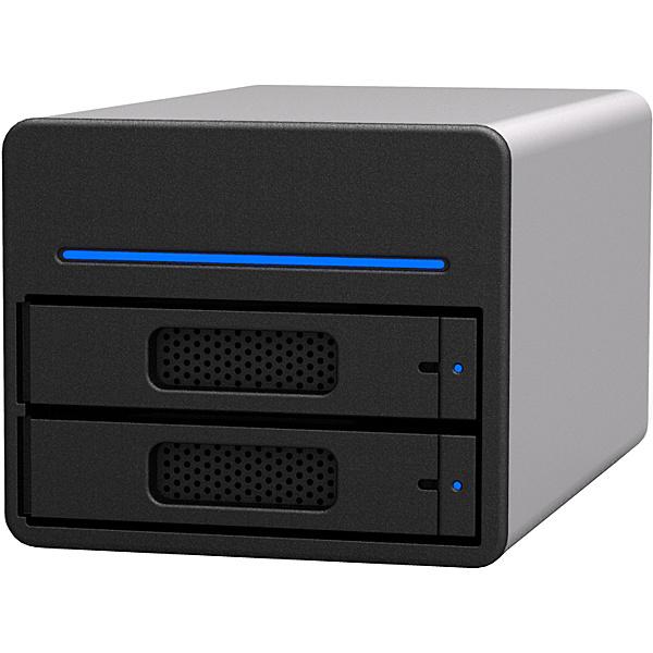 【送料無料】デンノー ST2-SB3-6G-2T ST2-SB3-6G +2TB HDD(1Tx2)搭載モデル【在庫目安:お取り寄せ】| パソコン周辺機器 ディスクアレイ ディスク アレイ RAID HDD
