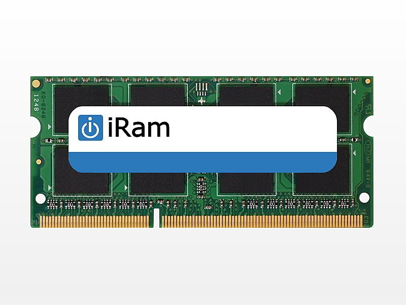 【送料無料】iRam Technology IR8GSO1066D3 Mac 増設メモリ DDR3/ 1066 8GB 204pin SO-DIMM【在庫目安:お取り寄せ】