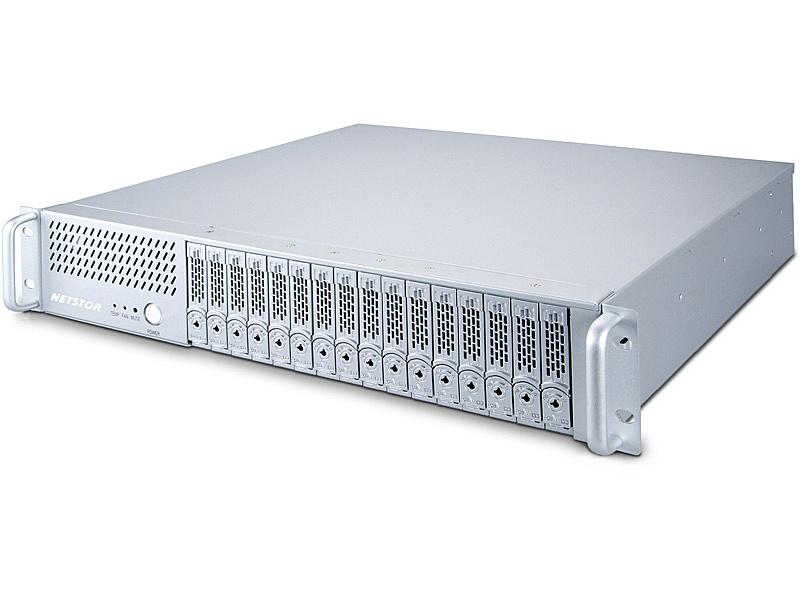 【送料無料】キングテック NetStor NA338TB3 2U 16bay 2.5インチ Thunderbolt3 JBOD PCIe expansion付 460W Single PSU 2M cable 1本添付【在庫目安:お取り寄せ】