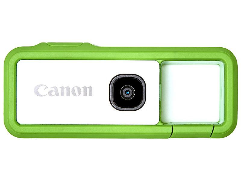 【送料無料】Canon 4291C008 デジタルカメラ iNSPiC REC FV-100 GREEN【在庫目安:僅少】