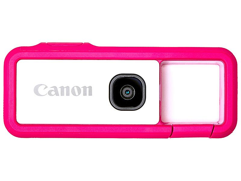 【送料無料】Canon 4291C007 デジタルカメラ iNSPiC REC FV-100 PINK【在庫目安:僅少】