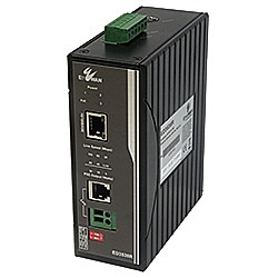 【送料無料】ハイテクインター 171-EW-002 産業用電話線PoE延長装置 ED3538R【在庫目安:お取り寄せ】