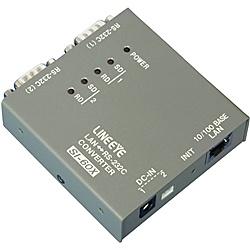 【送料無料】ラインアイ SI-60X-E インターフェースコンバータ LAN<=>RS-232C x2ポート ワイド入力ACアダプタータイプ【在庫目安:お取り寄せ】