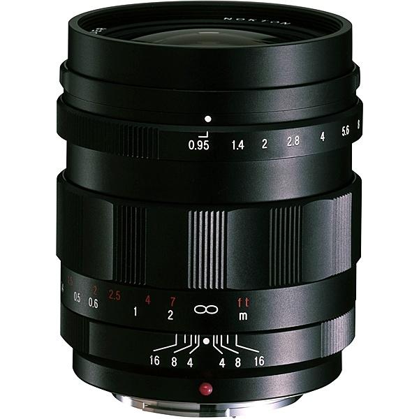 【送料無料】コシナ 232044 Voigtlander NOKTON 25mm F0.95 TypeII M4/ 3マウント【在庫目安:お取り寄せ】  カメラ 単焦点レンズ 交換レンズ レンズ 単焦点 交換 マウント ボケ