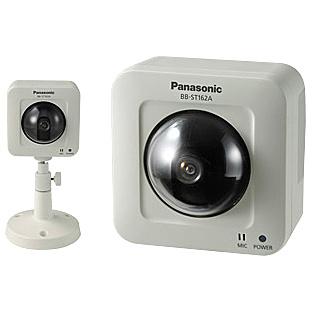 【送料無料】Panasonic BB-ST162A ネットワークカメラ(屋内タイプ)【在庫目安:僅少】| カメラ ネットワークカメラ ネカメ 監視カメラ 監視 屋内 録画