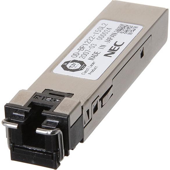 【送料無料】NEC B02014-98792 1port 1000BASE-BX10-U SFP (SM、LC)【在庫目安:お取り寄せ】| パソコン周辺機器 SFPモジュール 拡張モジュール モジュール SFP スイッチングハブ 光トランシーバ トランシーバ PC パソコン