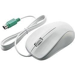 ELECOM NEW ARRIVAL M-K6P2RWH RS 法人向けマウス PS2光学式有線マウス 3ボタン RoHS指令準拠 Mサイズ ホワイト 在庫目安:お取り寄せ 激安☆超特価 EU