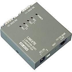 【送料無料】ラインアイ SI-60X インターフェースコンバータ LAN<=>RS-232C x2ポート【在庫目安:お取り寄せ】