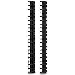 【送料無料】APC AR7721 Vertical Cable Manager for NetShelter SX 600mm Wide 42U (Qty 2)【在庫目安:お取り寄せ】| オフィス オフィス家具 サーバーラック用ケーブル ケーブル サーバー ラック サプライ
