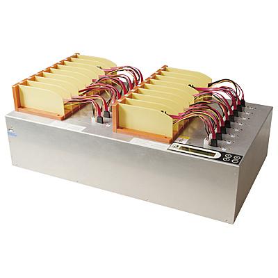 【送料無料】U-Reach Japan 1:15 SATA HDD/ SSDデュプリケータ MT1600G SATA HDD/ SSDのコピー、消去が可能な業務用デュプリケータ。ケーブル接続タイプ 転送速度150MB/ 秒【在庫目安:お取り寄せ】