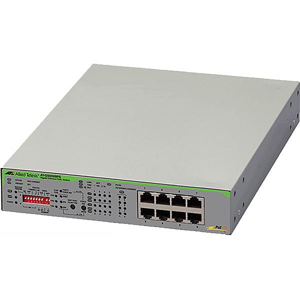 【在庫目安:あり】【送料無料】アライドテレシス 3807R AT-GS920/ 8PS PoEスイッチ  パソコン周辺機器 スイッチングハブ L2スイッチ レイヤー2スイッチ スイッチ ハブ L2 ネットワーク PC パソコン