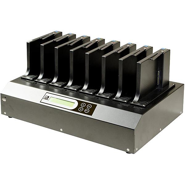 【送料無料】U-Reach Japan 1:7 SATA HDD/ SSDデュプリケータ IT-700G SATA HDD/ SSDのコピー、消去が可能な業務用デュプリケータ。ケーブルレスタイプ 転送速度150MB/ 秒【在庫目安:お取り寄せ】