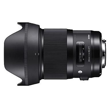 【送料無料】SIGMA 28mmF1.4DG HSM Art SA 28mm F1.4 DG HSM | Art SA【在庫目安:お取り寄せ】| カメラ 単焦点レンズ 交換レンズ レンズ 単焦点 交換 マウント ボケ