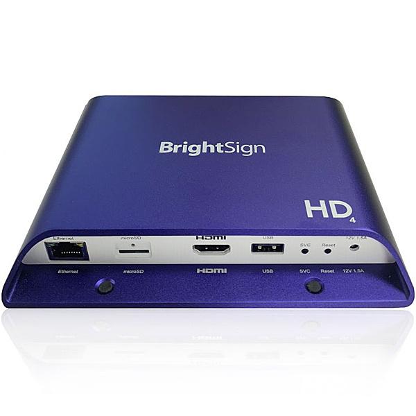 【送料無料】Roku Inc BS/HD1024 デジタルサイネージプレーヤー BrightSign HD1024【在庫目安:僅少】