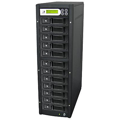 【送料無料】U-Reach Japan HD-SU011 1:11 SATA HDD/ SSDデュプリケータ Super One HD-SU11 SATA HDD/ SSDのコピー、消去が可能な業務用デュプリケータ。タワータイプ 転送速度150MB/ 秒【在庫目安:お取り寄せ】