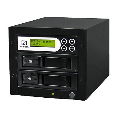 【送料無料】U-Reach Japan 1:1 SATA HDD/ SSDデュプリケータ Super One HD-SU01 SATA HDD/ SSDのコピー、消去が可能な業務用デュプリケータ。タワータイプ 転送速度150MB/ 秒【在庫目安:お取り寄せ】