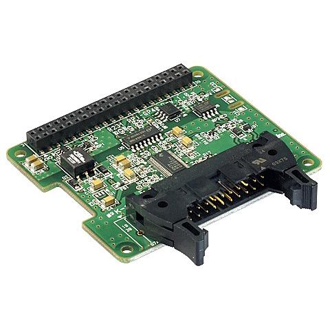 【送料無料】ラトックシステム RPi-GP40M Raspberry Pi SPI 絶縁型アナログ入力ボード MILモデル【在庫目安:お取り寄せ】| パソコン周辺機器 制御 インターフェイス PC パソコン