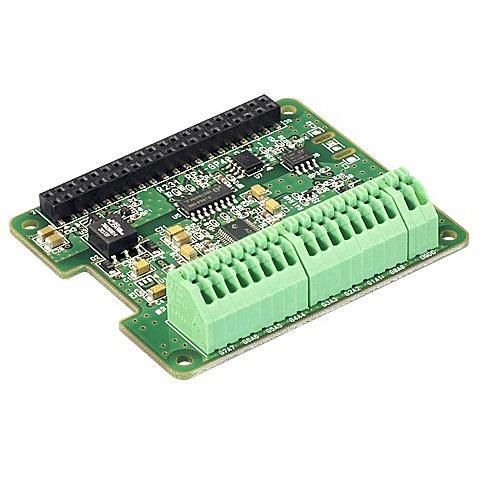 【送料無料】ラトックシステム RPi-GP40T Raspberry Pi SPI 絶縁型アナログ入力ボード 端子台モデル【在庫目安:お取り寄せ】| パソコン周辺機器 制御 インターフェイス PC パソコン