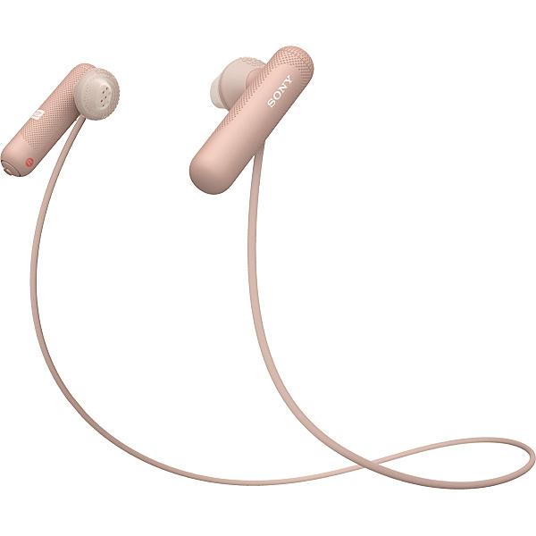 【送料無料】SONY(VAIO) WI-SP500/P ワイヤレスステレオヘッドセット ピンク【在庫目安:お取り寄せ】