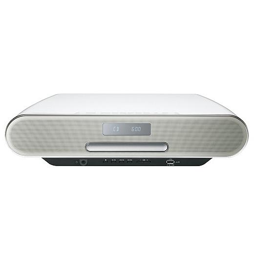 【送料無料】Panasonic SC-RS60-W コンパクトステレオシステム (ホワイト)【在庫目安:お取り寄せ】