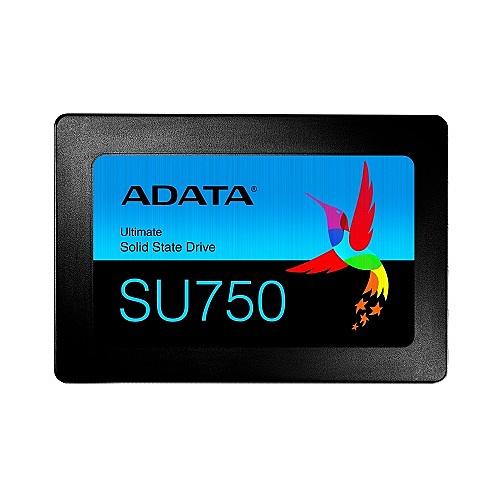 【送料無料】A-DATA Technology ASU750SS-512GT-C SU750 SSD 512GB 3D TLC NAND採用 3年保証 Read(MAX)550MB/ s Write(MAX)520MB/ s【在庫目安:お取り寄せ】| パソコン周辺機器 SSD SATA 内蔵