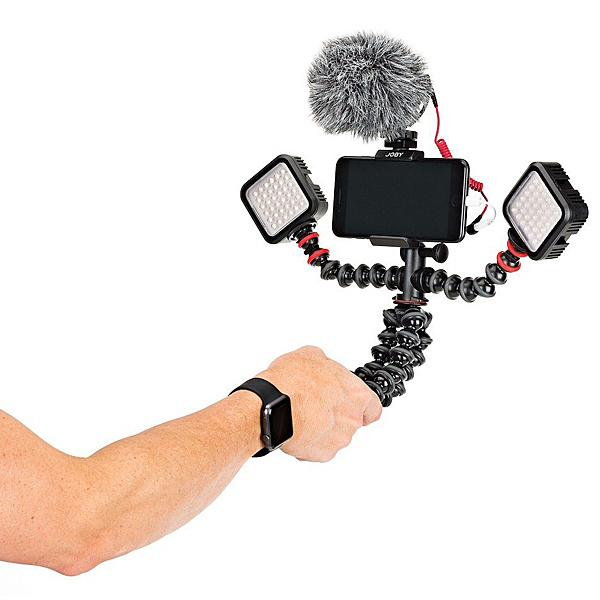 【送料無料】マンフロット JB01533 BWW ゴリラポッド モバイルリグ【在庫目安:お取り寄せ】| カメラ 三脚 一脚 ビデオカメラ 撮影 固定 運動会 発表会 旅行 記念日 動画