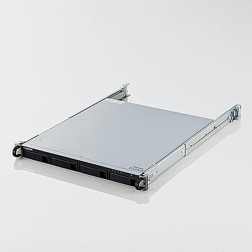 【送料無料】ELECOM KTM-7A16T4RL NASキッティング/ メモリ増設/ 8GB/ LinuxNAS/ 1U4Bay/ 16TB/ NetStor7シリーズ【在庫目安:お取り寄せ】  パソコン周辺機器 ラックマウント ラック マウント NAS