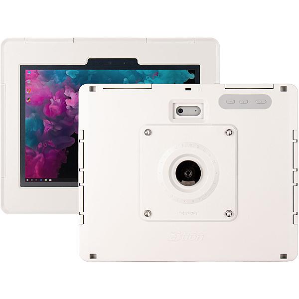 【送料無料】The Joy Factory CWM408MA aXtion Pro MA for Surface Go (抗菌タイプ) スタンド・ハンドストラップなし【在庫目安:お取り寄せ】| スマホ スマートフォン スマートホン