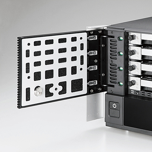 【送料無料】ELECOM KTC-75S16T4DS6 NASキッティング/ 初期設定/ Windows Storage Server 2016 Standard搭載NAS/ 4Bay/ Cube型/ 16TB/ QuadCore採用/ RAID5/ 0/ 1【在庫目安:お取り寄せ】| パソコン周辺機器