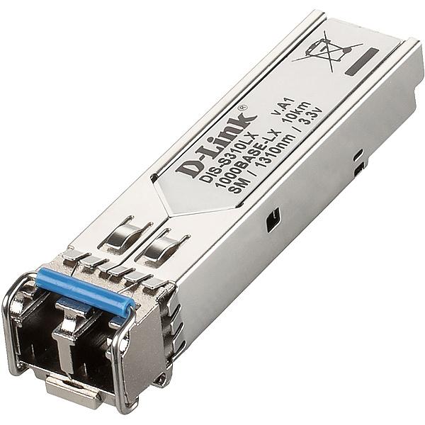 【送料無料】D-Link DIS-S310LX DISシリーズ専用SFPモジュール、1000BASE-LX (LCコネクタ) 2芯シングルモード 動作温度-40~85℃、伝送距離 最長10km、1年保証【在庫目安:お取り寄せ】| パソコン周辺機器 SFPモジュール