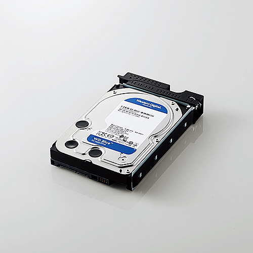 【送料無料】ELECOM ELD-SD24B040BL ELD-2Bシリーズ・ELD-4Bシリーズ用スペアドライブ/ 4TB【在庫目安:お取り寄せ】| パソコン周辺機器 ディスクアレイ ディスク アレイ ハードディスク RAID HDD