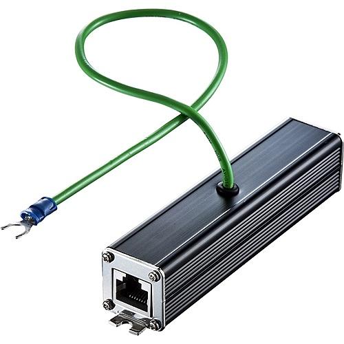 【送料無料】サンワサプライ ADT-NF5EN 雷サージプロテクター(ギガビット対応)【在庫目安:お取り寄せ】