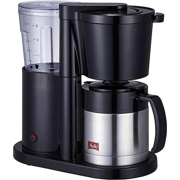 【送料無料】メリタジャパン SKT52-1-B 浄水コーヒーメーカー 【オルフィ】 ブラック【在庫目安:お取り寄せ】