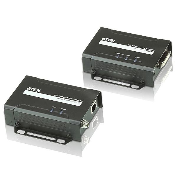 【送料無料】ATEN VE601 DVIツイストペアケーブルエクステンダー(シングルリンク対応)【在庫目安:お取り寄せ】
