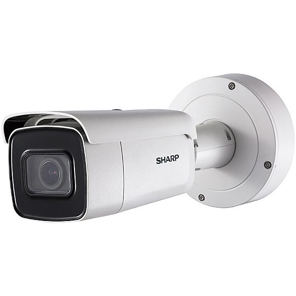 【送料無料】SHARP YK-B021F 業務用ネットワーク監視カメラ バレットタイプ2M VF【在庫目安:お取り寄せ】| カメラ ネットワークカメラ ネカメ 監視カメラ 監視 屋外 録画