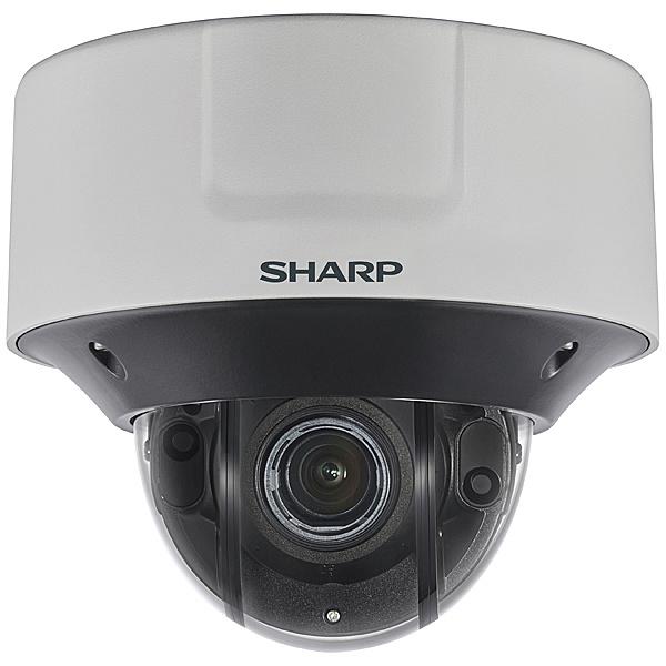 【送料無料】SHARP YK-D121F 業務用ネットワーク監視カメラ ドームタイプ12M VF【在庫目安:お取り寄せ】| カメラ ネットワークカメラ ネカメ 監視カメラ 監視 屋外 録画