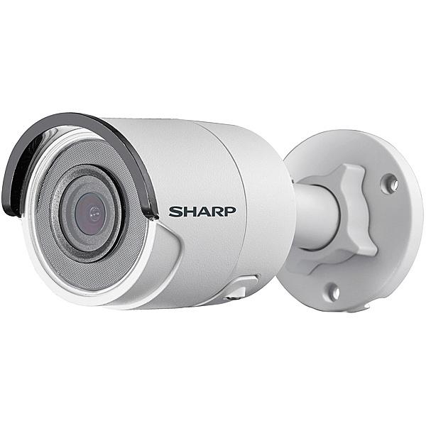 【送料無料】SHARP YK-B021C 業務用ネットワーク監視カメラ バレットタイプ2M【在庫目安:お取り寄せ】| カメラ ネットワークカメラ ネカメ 監視カメラ 監視 屋外 録画