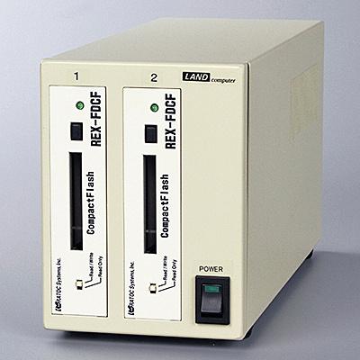 【送料無料】ランドコンピュータ LDS-3WR 外付けデュアルCFドライブ【在庫目安:お取り寄せ】| パソコン周辺機器 メモリカードリーダー メモリーカードライター メモリカード リーダー カードリーダー カード