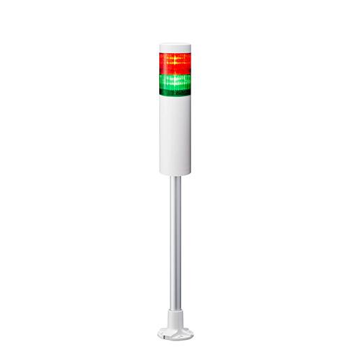 【送料無料】パトライト LR6-2M2PJNW-RG LR6シグナル・タワー積層信号灯Φ60【在庫目安:お取り寄せ】  パソコン周辺機器 積層信号灯 監視用表示灯 LED表示灯 ネットワーク 監視 NMS プログラム 自作 システム PC パソコン
