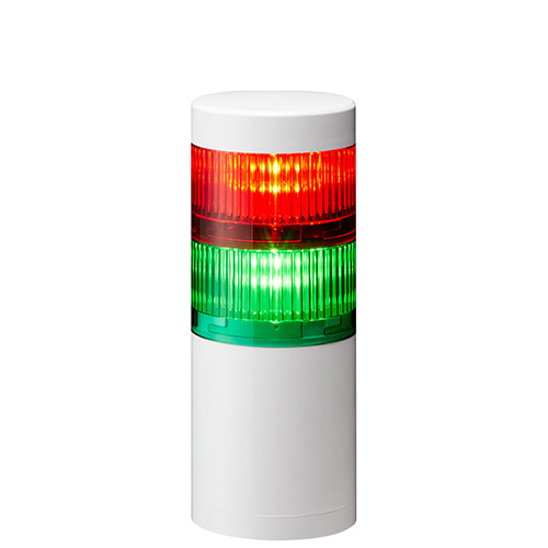 【送料無料】パトライト LR7-202WJNW-RG LR7シグナル・タワー積層信号灯Φ70【在庫目安:お取り寄せ】| パソコン周辺機器 積層信号灯 監視用表示灯 LED表示灯 ネットワーク 監視 NMS プログラム 自作 システム PC パソコン