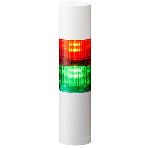 【送料無料】パトライト LR5-202WJBW-RG LR5シグナル・タワー積層信号灯Φ50【在庫目安:お取り寄せ】  パソコン周辺機器 積層信号灯 監視用表示灯 LED表示灯 ネットワーク 監視 NMS プログラム 自作 システム PC パソコン