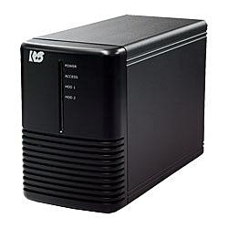 RS-EC32-U3RX RAIDケース USB3.0 【送料無料】ラトックシステム ブラック【在庫目安:僅少】 (HDD2台用)