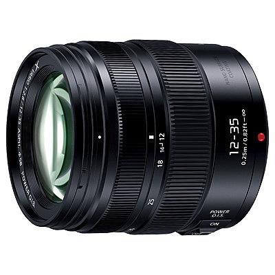【送料無料】Panasonic H-HSA12035 デジタル一眼カメラ用交換レンズ LUMIX G X VARIO 12-35mm/ F2.8 II ASPH./ POWER O.I.S.【在庫目安:お取り寄せ】| カメラ ズームレンズ 交換レンズ レンズ ズーム 交換 マウント