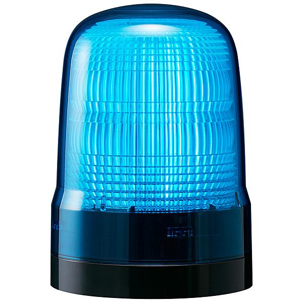 【送料無料】パトライト SL10-M2KTN-B 中型LED表示灯 青 AC100~240V【在庫目安:お取り寄せ】