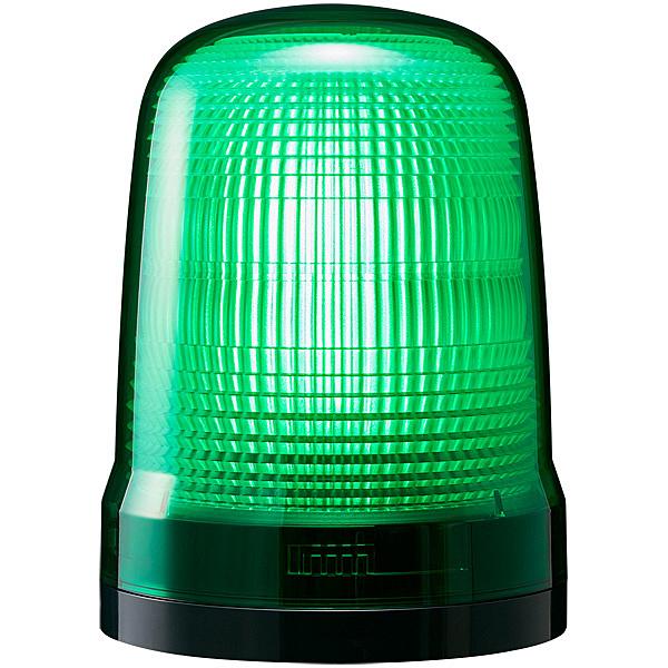 期間限定特価品 送料無料 パトライト 希少 SL15-M1KTN-G 大型LED表示灯 在庫目安:お取り寄せ 緑 DC12~24V