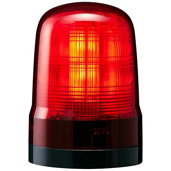【送料無料】パトライト SF10-M2KTN-R 中型LED回転灯 赤 AC100~240V【在庫目安:お取り寄せ】