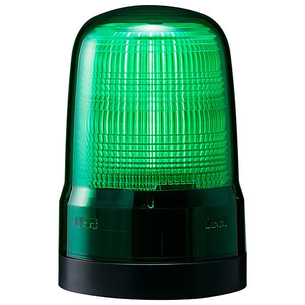 【送料無料】パトライト SL08-M1KTN-G 小型LED表示灯 緑 DC12~24V【在庫目安:お取り寄せ】