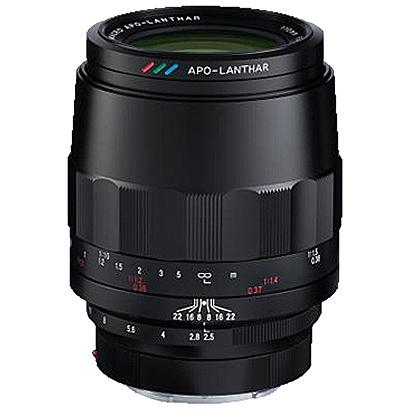 【送料無料】コシナ 233072 Voigtlander MACRO APO-LANTHAR 110mm F2.5 E-mount【在庫目安:お取り寄せ】| カメラ 交換レンズ レンズ 交換 マウント